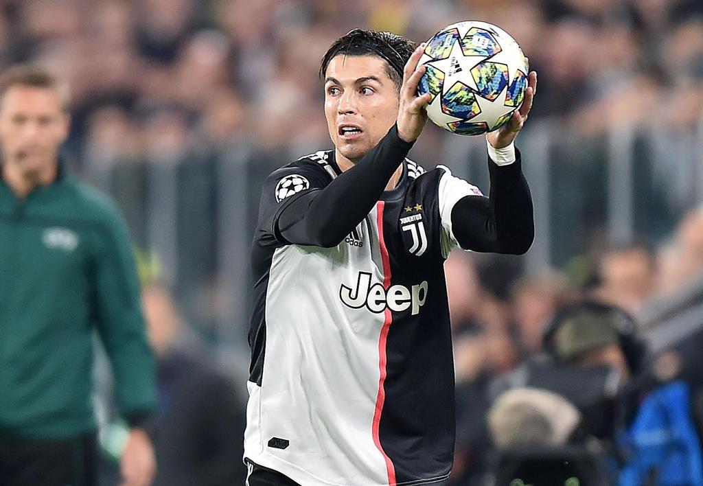 Cristiano Ronaldo inarrestabile in Italia